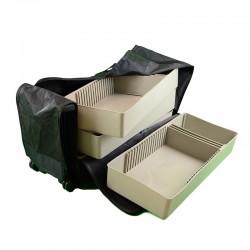 Maleta para transporte de calzado