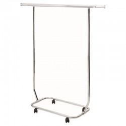 Penjador de 80 cm. plegable, d'altura regulable.