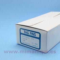 Caja navetes de 25mm.