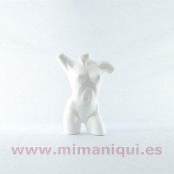 Poliestireno femia torso
