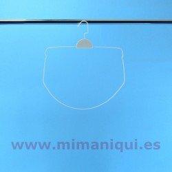 Silhouette lingerie gancho