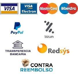 Logo formas de pago